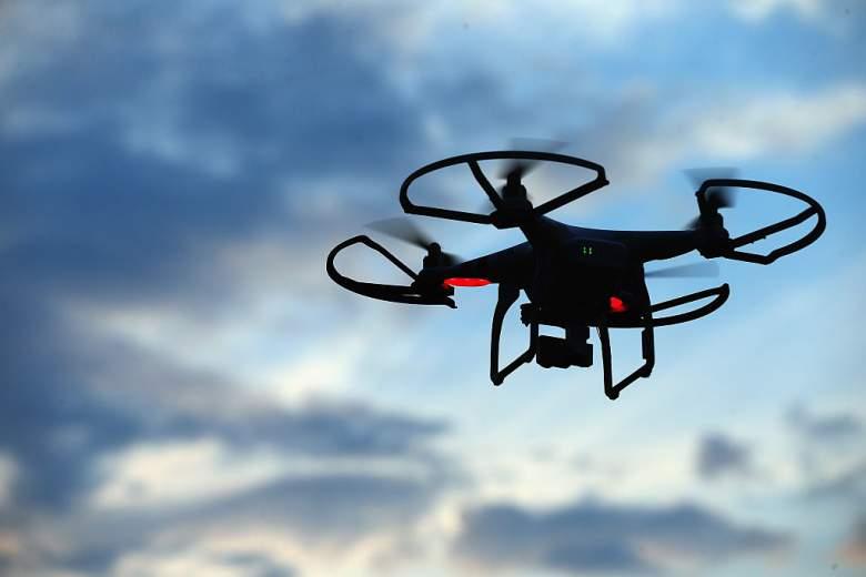 Dronu mokymai
